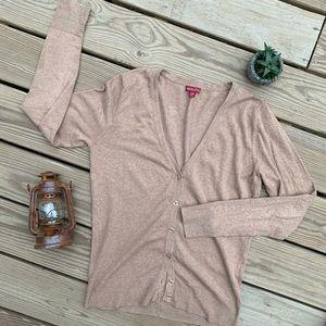 ❄️BOGO or 50%❄️ Merona Basic Cardigan